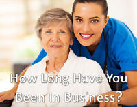 Are looking for a compassionate caregiver