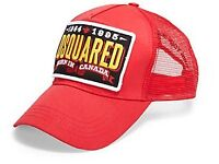 Dsquared caps