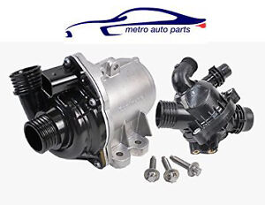 NEW WATER PUMP & THERMO BMW 135i 335i 335is 335xi 535i 2007-2013