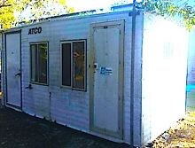 SITE OFFICE DONGA LIVE IN  TRANSPORTABLE 2-ROOM $9,995 Logan Reserve Logan Area Preview