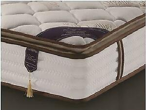 NEW Luxury Memory Foam (pocket coil) Mattress - Free Deliver