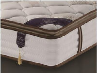 NEW Luxury Memory Foam (pocket coil) Mattress - Free Delivery