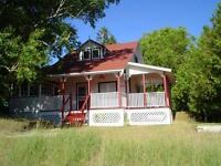 Sauble Beach weekly cottage rental