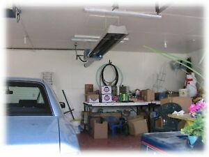 Garage/Shop Heater (radiant tube heaters)