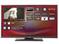 "42"" Full hd Hitachi led smart tv"