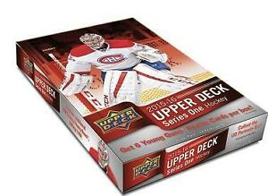 Hockey cards / Box breaks