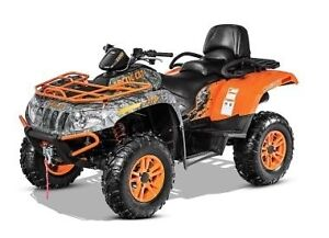 2016 Arctic Cat TRV 700 EPS SPECIAL EDITION