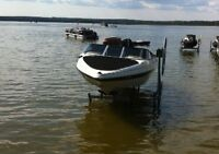 BOAT LIFT (3000 lb Galvanized) - $700.00