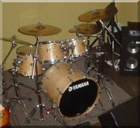 World-Class Drum Lessons All styles & levels (exp. professional)