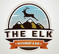 Elk and Oarsman Banff Seeking all Kitchen Positions