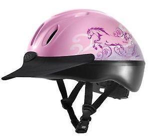 393d4d74b256e Western Riding Helmets