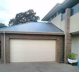 Auto Panel lift garage doors x 2 Woodville Charles Sturt Area Preview