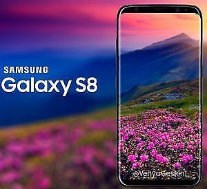 Brand New Samsung S8 64GB Unlockedwith One Year Samsung Warranty
