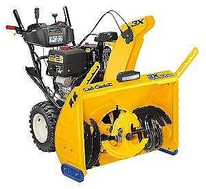 2018 Cub Cadet 3X34 Pro Hydro Snowblower - $400.00 REBATE - ONLY $2399.00
