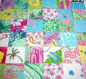 91d19c1dd9278d Lilly Pulitzer Square Fabrics