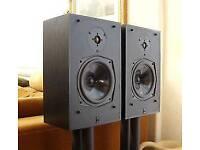 Linn index speakers, quality.