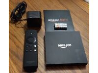 Amazon Fire tv - fully loaded (brand new)