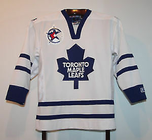 VINTAGE! Toronto Maple Leafs Jersey (2000 ALL STAR )BOYS Lor XL
