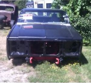 Project Chopped Truck