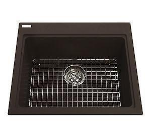 Éviers cuisine Kindred Granite/Stainless NEUF-Kitchen Sink NEW