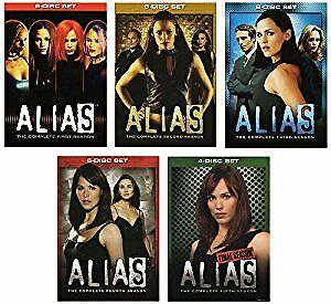 Selling different TV Series and seasons on DVD