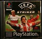 UEFA Striker (PS1 tweedehands game)