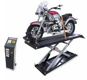 PEAK MC-600 Professional Motorcycle & ATV Lift  600 kg Lift Capacity Malaga Swan Area Preview