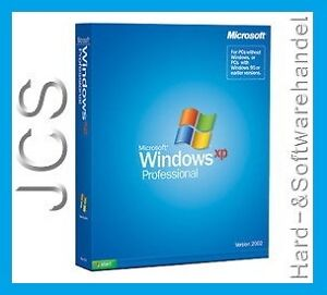 Windows XP Professional SP 3 Deutsch Win XP BLITZVERSAND MIT RECHNUNG