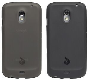 Diztronic-Samsung-Galaxy-Nexus-Matte-Back-TPU-Case-Gel-Cover-Screen-Protector