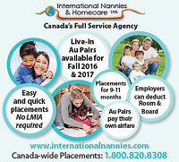 Are you looking for short term childcare for the summer?