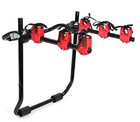 3 Bicycle Bike Car Cycle Carrier Rack Universal Fitting