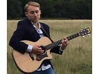 Guitar Tutor in Chingford. Enjoy learning the guitar with a professional Tutor.