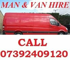 Man & Van Hire Collection & Delivery Van Studen Move IKEA Delivery Assembley Service House Removal