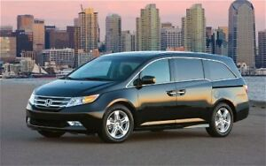 Wanted: 2011 or newer Honda Odyssey