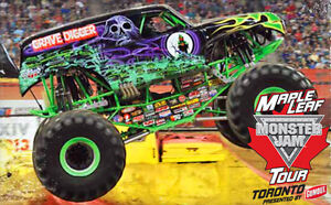 Monster Jam January 29th Rogers Centre Tickets! Cheap!