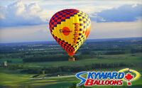 Ground/Chase Crew Needed For Hot Air Balloon Company