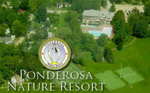 Ponderosa Nature Resort Retreat Detached House for Sale