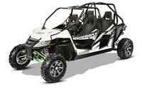 2016 Arctic Cat WILDCAT 4 X