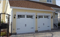 Garage Doors Brand New !