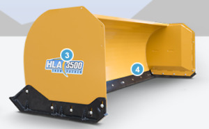 HLA Snow Pusher, Blade, Plow, Wing for Sale