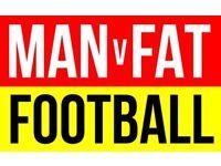 Man v Fat Football - Tudor Grange Solihull