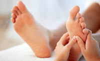 Reflexology therapy in Halifax-Bedford-M.Sackville