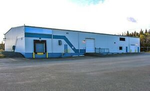 Prime Warehouse Space available in Single Tenant Building