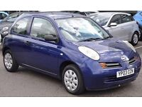 Nissan micra 1.0 e (real bargain) cheap insurance , great on fuel!