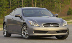 FULLY LOADED 2009 Infiniti G37x Coupe (2 door)