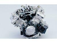 250cc-600cc motorcycle engine