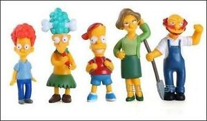 SIMPSONS SET OF 14 FIGURES COLLECTION West Island Greater Montréal image 3