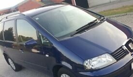 2005 Seat Alhambra Stylance 1.9 TDI, diesel, Automatic for quick sale!