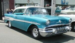 Looking for 1957 Pontiac laurentian
