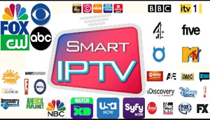 Smart IPTV Subscription Live Channels